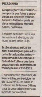 11.03.12 - O Dia - Cad. Rio - Col. Informe do Dia - Picadinho - Walachai