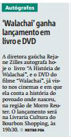 Jornal METRO - 25.05.14