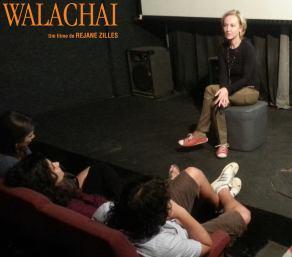 Sessão Especial no Cinema Nosso (RJ)