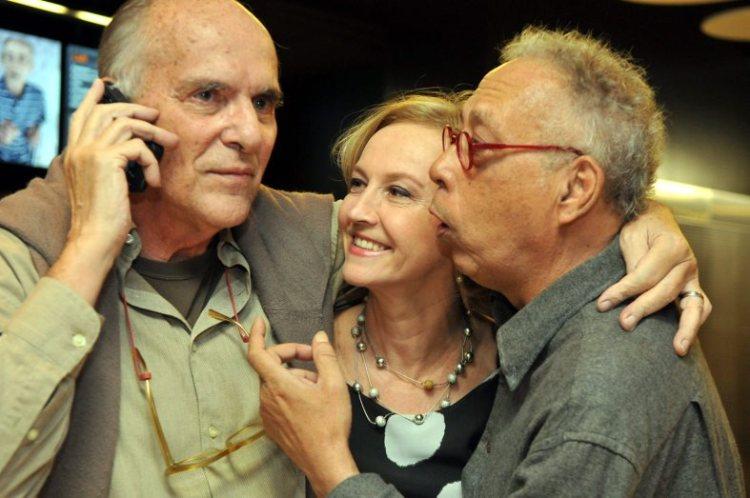 Antônio Carlos da Fontoura, Rejane Zilles e Jards Macalé