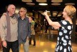 DSC_3961 Antonio Carlos da Fontoura , Jards Macalé e Rejane Zilles - Filme WALACHAI - Maio 2013 . Foto CRISTINA GRANATO