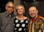 DSC_4001Jards Macalé , Rejane Zilles e Geraldo Azevedo - Filme WALACHAI - Maio 2013 Foto CRISTINA GRANATO