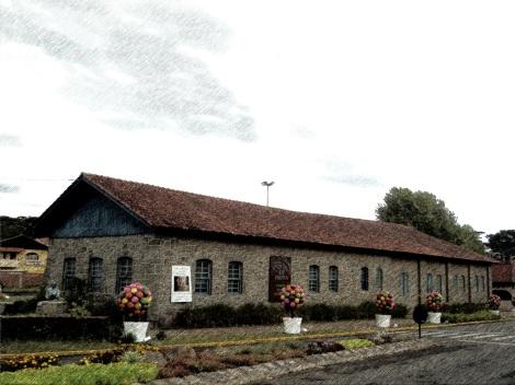 Teatro Casa de Pedra / Canelas